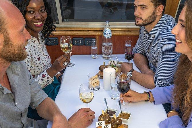 Crucero por Ámsterdam con degustación de vino y queso a la luz de las velas, Amsterdam, HOLANDA