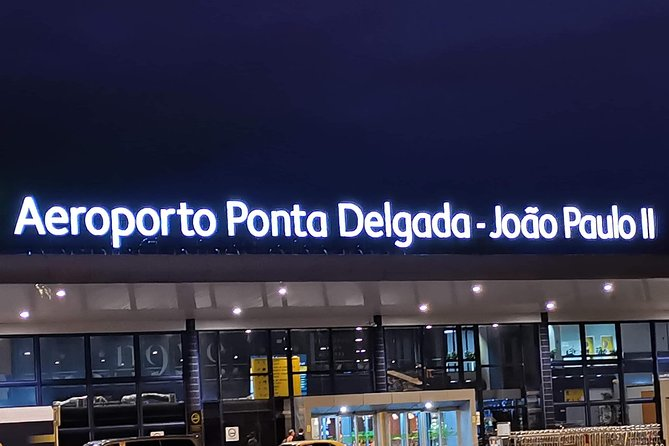 Azores - Airport Transfer to / from Hotels in Furnas, Ponta Delgada, PORTUGAL