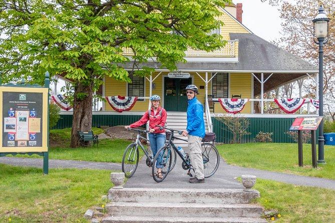 Pedal Peaks Island Day Trip from Portland, Portland, ME, ESTADOS UNIDOS
