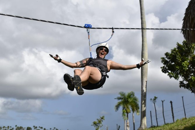 MÁS FOTOS, Zip Line (Canopy) Experience