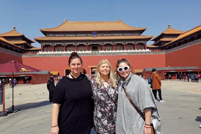 Entrada a la Ciudad Prohibida de Pekín, Beijing, CHINA