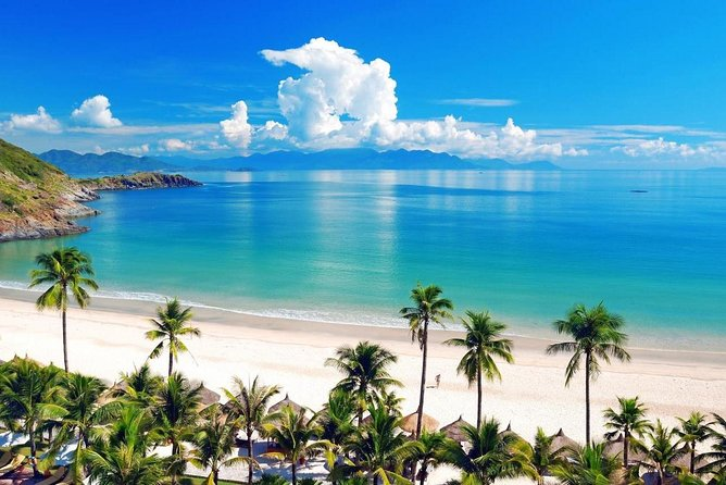Mun island - Nha Trang is the area where there is a great coral reef protected under water and this is a great place for diving and snorkelling.