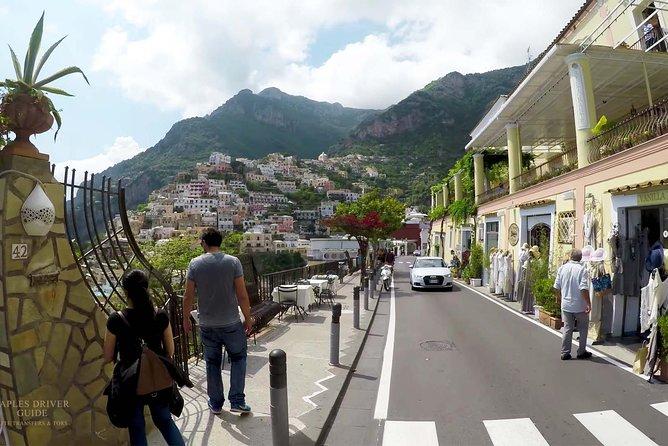 Private Amalfi Coast Experience from cruise ship or hotel, Napoles, ITALIA