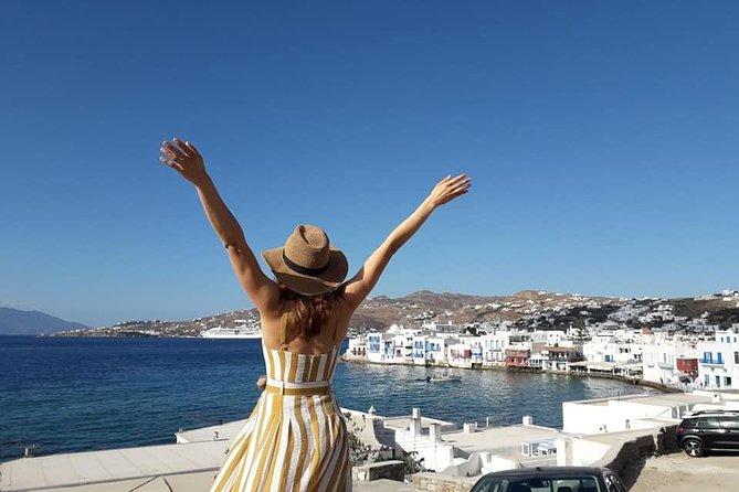 Discover Authentic Mykonos, Miconos, GRECIA