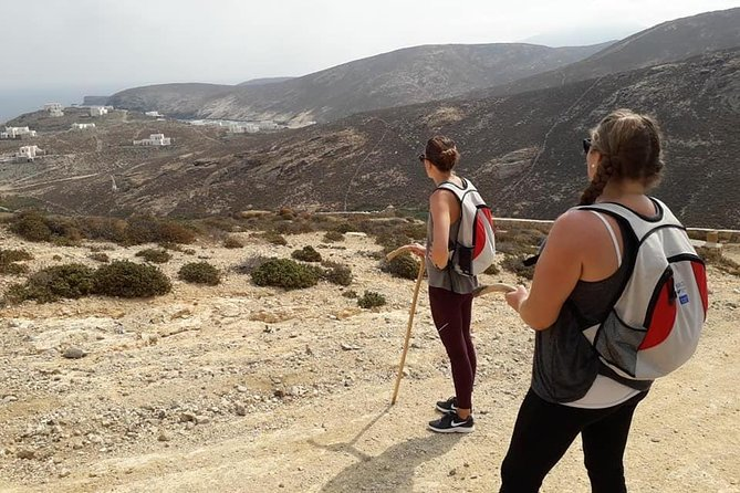 Hiking Adventure in Mykonos with Lunch Option, Miconos, GRECIA