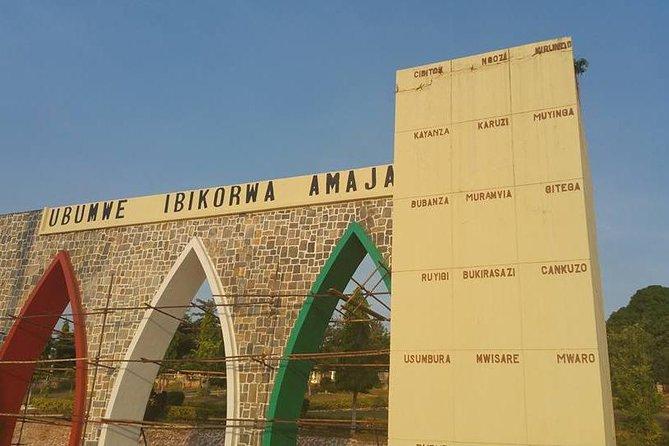 Bujumbura City Tour (Half Day), Buyumbura, BURUNDI