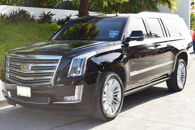 Private Departure Luxury Transfer: Hotels to Santo Domingo International Airport, Santo Domingo, REPUBLICA DOMINICANA