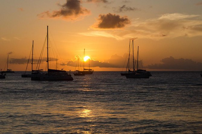 Sail the coastline of the tropical island paradise of St. Lucia, watching the sunset and sipping champagne. Let yourself be swept away by the romance and magnificence of the moment - something you have to try at least once in your life!