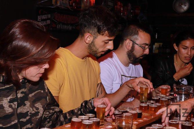 Cerveja artesanal argentina + comida de rua !!, Buenos Aires, ARGENTINA