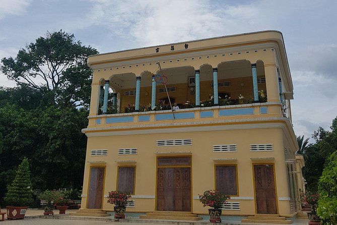 Private Cao Dai Holy See Day Tour - Explore Truly Local Culture in Tay Ninh, Ho Chi Minh, VIETNAM