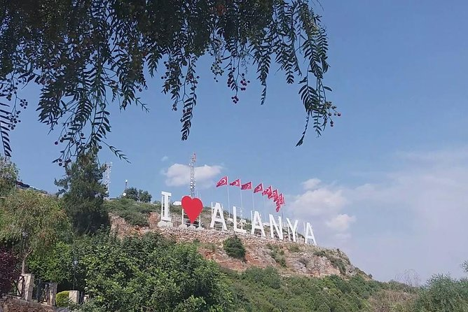 MÁS FOTOS, Alanya Sightseeing Tour from Side with 1-Hour Boat Trip and Lunch