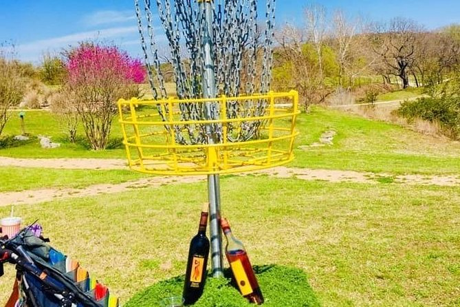Play at Austin's #1 Disc Golf Course in the beautiful Texas Hill Country. This 18-hole course is surrounded by rolling hills, vineyards and wildlife. There are tee pads for both professional and recreational players.