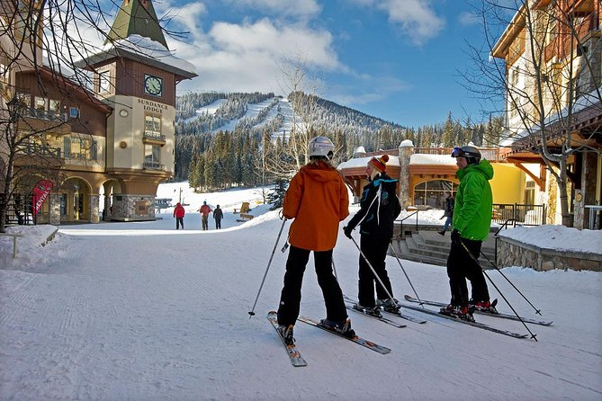 Sun Peaks Ski Shuttle from Kelowna International Airport, Kelowna y Okanagan Valley, CANADA