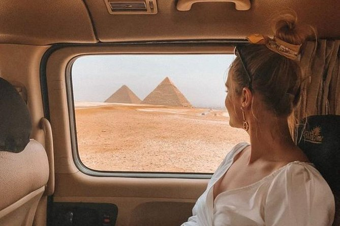 Spend the day visiting Ancient Egypt . Take in the Giza Pyramids and the Sphinx before visiting the Egyptian Museum with the largest collection of Egyptian antiquities in the world. A knowledgeable guide will accompany you the whole way.