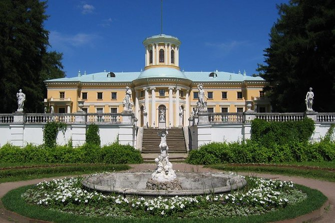 The Palace is an outstanding architectural monument of classicism and at a rare example of a private aristocratic art collection at the same time. It has survived in its historical surroundings and is arranged according to the owner's plan.<br><br>The Park is one of the best works of landscape art in Russia at the end of the 18th - beginning of the 19th centuries. It reflects the tastes of different eras, the influence of various traditions.