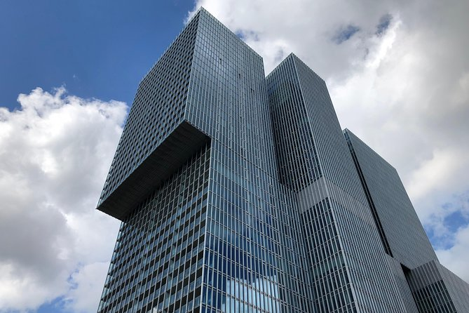 Rotterdam: Architecture Tour, highlights & history, Rotterdam, HOLLAND