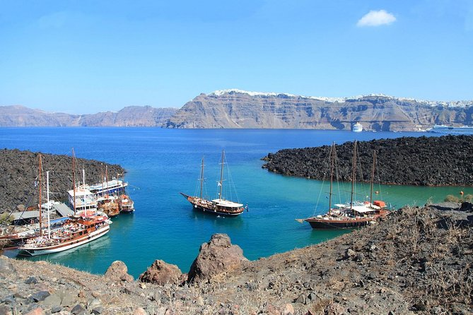 MORE PHOTOS, Santorini Volcano Tour