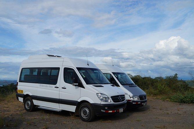 Round Trip Transfer Liberia Airport (LIR) to Playas del Coco Guanacaste, Liberia, COSTA RICA