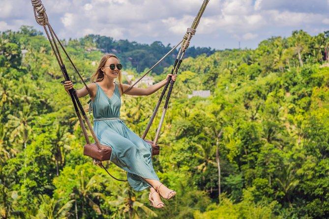 Best of Ubud Tour with Jungle Swing, Seminyak, Indonésia