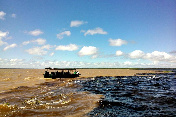 A full day tour that includes the main attractions in the Amazon, in a single day you can enjoy a visit at the meeting of the waters, a delicious lunch in the jungle, see the animals in their natural habitat and more see the indigenous traditions very close.