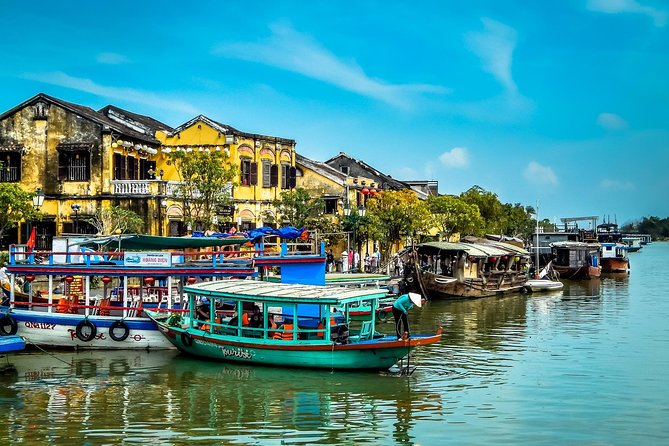 Shore Excursion: Full-Day My Son Sanctuary and Hoi An City from Da Nang Port, ,