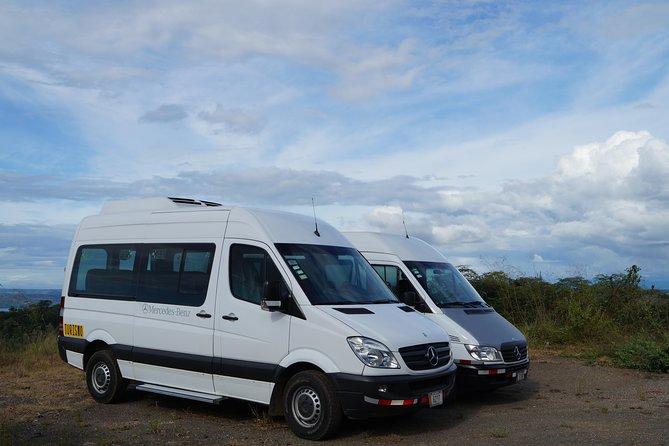 Transfer from Liberia Airport (LIR) to JW Marriott Guanacaste Resort & Spa, Liberia, COSTA RICA