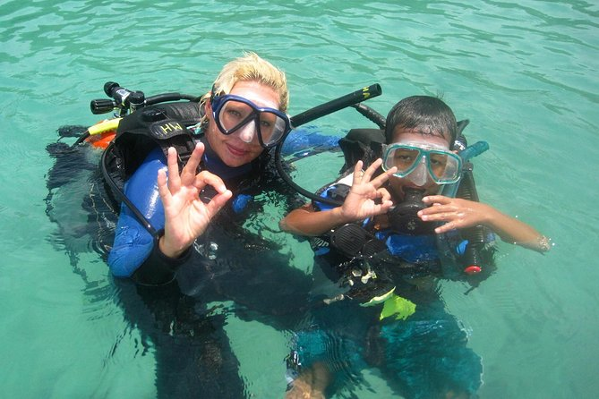 Bubblemaker, experience dive for kids from 8 to 10 years old (Koh Chang), Ko Chang, Tailândia