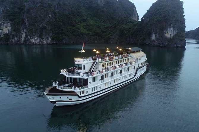 Amazing 3 Days 2 Nights Halong Bay - 4 Star Paloma Cruise, Halong Bay, VIETNAME