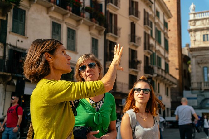 Beautiful architecture, historic piazzas, and literary inspiration; Verona is a magical place! On this private tour, get ready to discover the best highlights the city has to offer, as well as its unique hidden gems with your favorite local.<br><br>Get ready to experience Verona the local way. Enjoy the city to the max and hear more about the origin, history, and culture of Verona. Fall in love with the city used as the backdrop for one of William Shakespeare's most influential plays. <br><br>Explore the remarkable Jewish Quarter, which is home to the Synagogue and other notable religious landmarks. Stroll through the picturesque Piazza dei Signori and marvel at its stunning palaces. And walk down Via Mazzini to glance at its endless rows of shop windows.<br><br>Stop by a friendly wine shop with an expansive collection of local wines, including Amarone, Recioto, and many more delicious varieties. Then, you must sample Elisser del Amore and many other secrets in this privately guided tour.