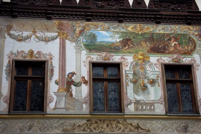 Transylvania Castles Tour : Peles & Dracula's Castle from Bucharest, ,