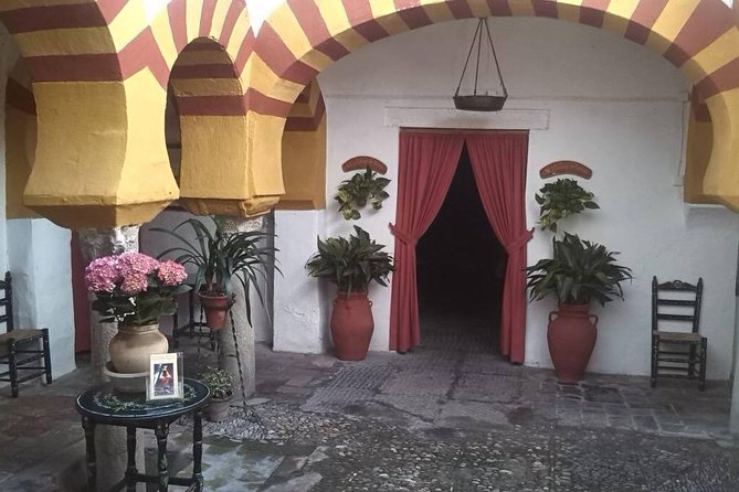 Espectáculo de flamenco en los Baños Árabes de Santa Maria en Córdoba, Cordoba , ESPAÑA