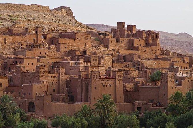 Excursion from Marrakech to Zagora, Uarzazat, Morocco