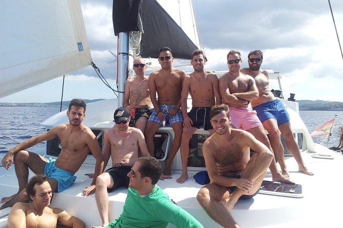 Private Catamaran Beach Hopping in Ibiza, Ibiza, ESPAÑA