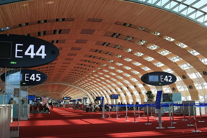Airport Transfer - Disney to CDG or ORLY, Marne-la-Vallee, FRANCIA