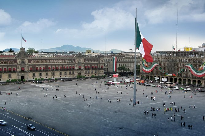 See the top attractions in Mexico City and its surrounding area on this activity-filled, 5-day, 6-night tour. Spend your first day getting to know Mexico City on a hop-on hop-off tour. During the rest of your five full days, travel to many historical and cultural sites, including the Shrine of Guadalupe , the Teotihuacan Pyramids and the cities of Cuernavaca and Taxco. This comprehensive tour is an excellent and convenient way to see the historical and cultural features of Mexico City, as well as other important destinations in central Mexico.