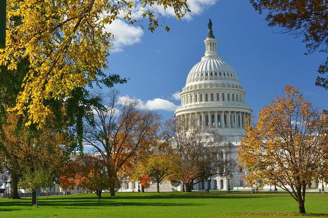 2-Day Princeton + Philadelphia + Washington D.C. Tour (NY/NJ Departure) DC2, ,