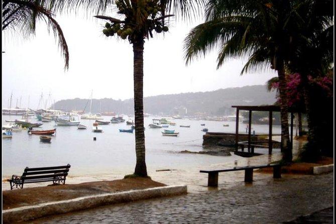 DIA DE LLUVIA en Buzios / desde Buzios, Buzios, BRASIL