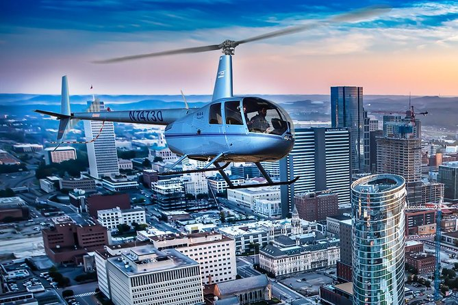 Nashville Tennessee has one of the most beautiful skyline and it just keep growing! A helicopter is the only way to see Music City. Make your trip a memorable one and take tour from the best seat in the house!