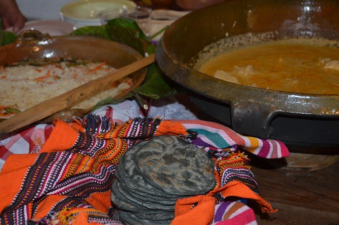 We have the permissions for the local people to show you the culture. you will get an espress cooking class.