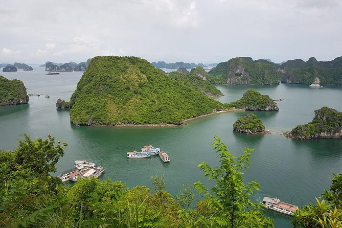 MÁS FOTOS, Shore Excursion: Wonderful Ha Long Bay Day Cruise