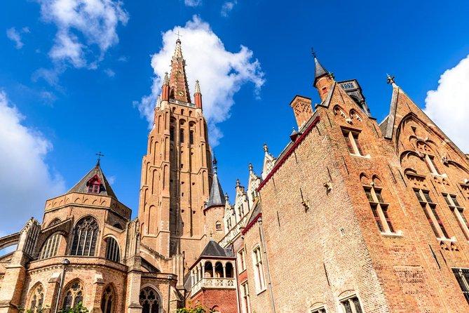 Excursión de día completo a Brujas con salida desde Ámsterdam, Amsterdam, HOLANDA