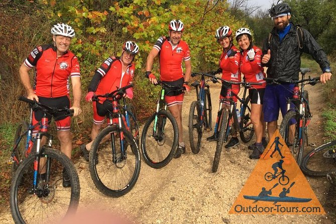 Monchique Downhill Off-road Bike Ride from Mount Foia, Lagos, PORTUGAL