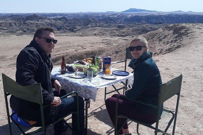 Welwitschia Goanikontes Moonlandscape Tour, Swakopmund, NAMIBIA