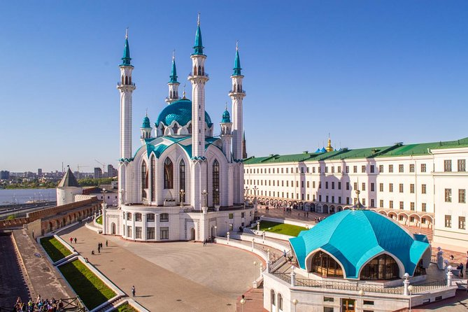 The Kazan Kremlin is the only functioning center of Tatar state culture and state power in the world and the only Tatar fortress with the foundations of the original urban planning preserved in Russia.<br><br>