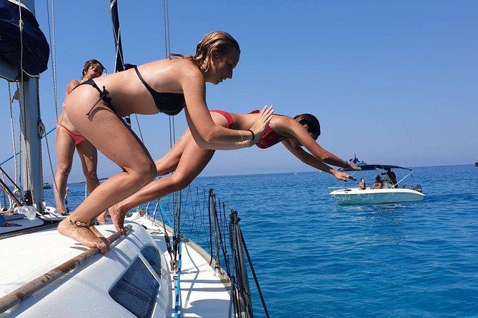 MÁS FOTOS, Excursion by Sailing Yacht