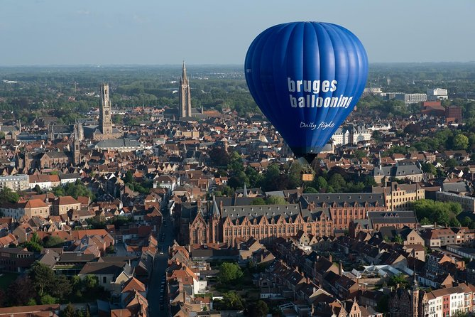 MÁS FOTOS, Private Balloon flight over Bruges for 2 persons exclusively.