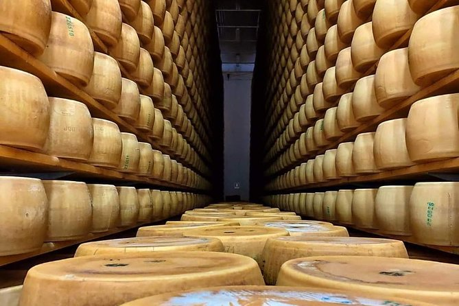 Bologna Food Experience: Factory Visits with Gourmet Lunch and Wine Tasting, Bolonia, ITALIA
