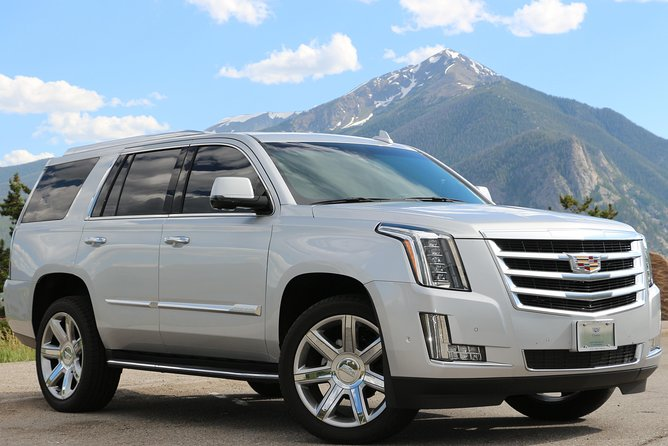 Originally founded 2012 in beautiful Vail, Colorado, Blue Sky Limo is the best in luxury Vail airport shuttle transportation to and from Denver International Airport (DIA) and the Rocky Mountains. Whether you are coming in for a family ski break, white water rafting adventure, or a corporate retreat, our car service will provide you with a comfortable, safe, and stylish ride to your destination of choice.<br><br>Our Features Include:<br><br>Available for Pickup 24/7<br>Covering all Destinations in the Rocky Mountains<br>4X4 Luxury SUVs, Studded Snow Winter Tires<br>Complementary Bottled Water<br>Sirius XM Radio, Free Wi-Fi<br>Roominess and comfort: Ample room for up to 6 passengers<br>Made for your comfort: Passenger-controlled heat and AC<br>Even more space: Plenty of room for any gear you want to bring along<br>Complementary Child Car Seats (advance reservations required)