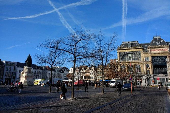 Gent day tour. ( Walking )., Gante, BELGICA