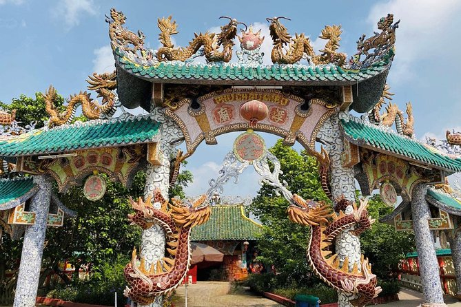 Dragon Floating Temple Sightseeing by Luxury Speedboat, Ho Chi Minh, VIETNAME